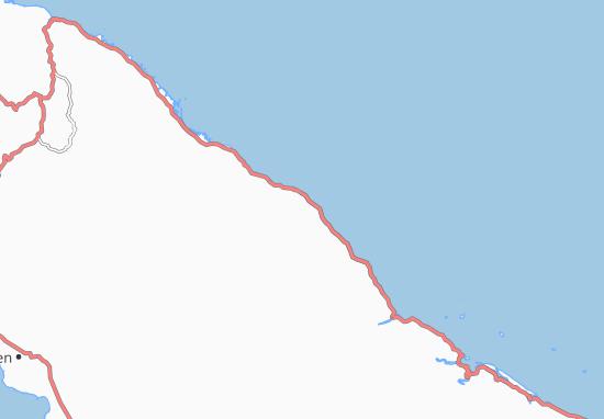 Kaart Plattegrond Colnett