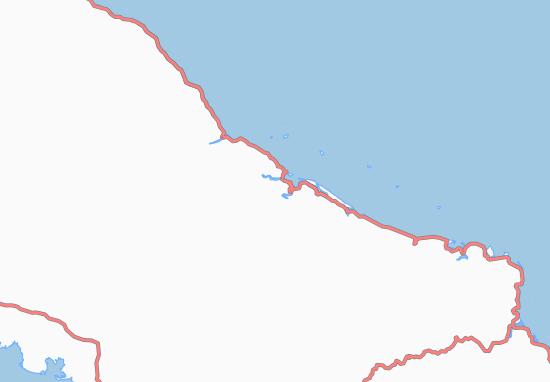 Kaart Plattegrond Hienghene