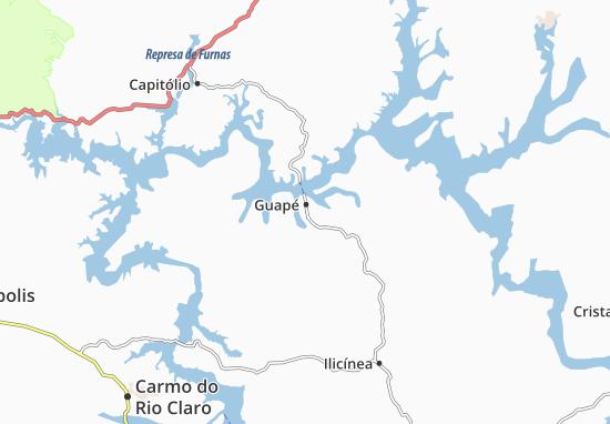 Mappe-Piantine Guapé