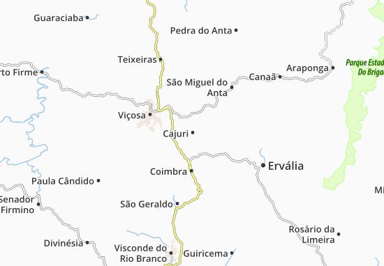 Mappe-Piantine Cajuri