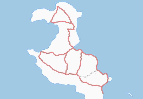 Mapa Plano We