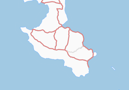 Kaart Plattegrond Thuahaik