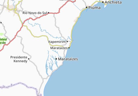 Mappe-Piantine Marataízes
