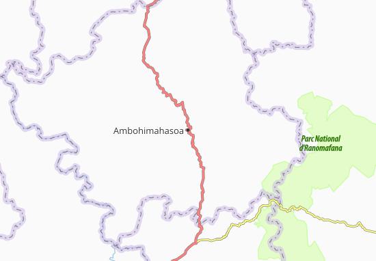 Carte-Plan Ambohimahasoa
