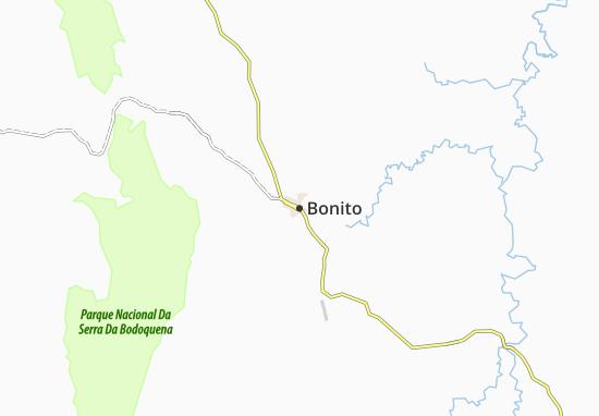 Mappe-Piantine Bonito