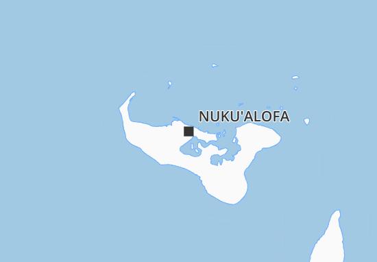 Mapas-Planos Nuku'alofa