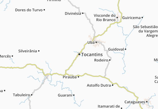 Mappe-Piantine Tocantins