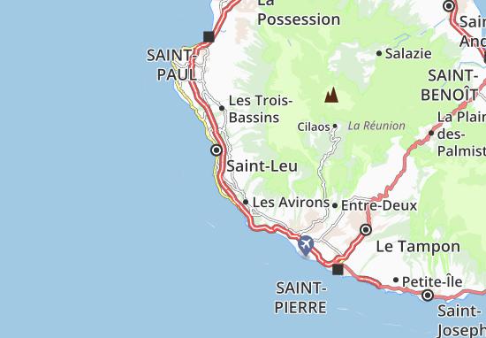 Carte-Plan Grand Fond-les-Hauts