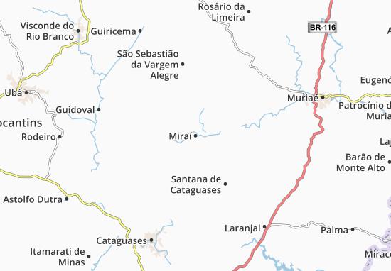 Mappe-Piantine Miraí