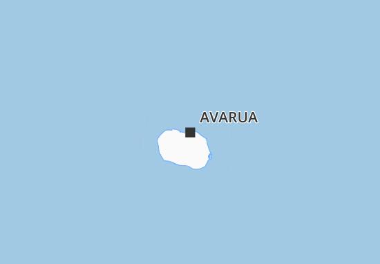 Mapas-Planos Avarua