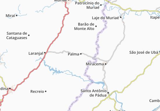 Mappe-Piantine Palma