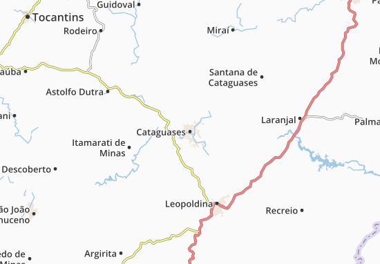 Mappe-Piantine Cataguases