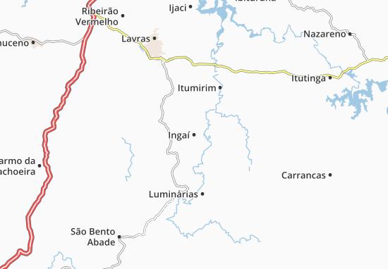 Mappe-Piantine Ingaí