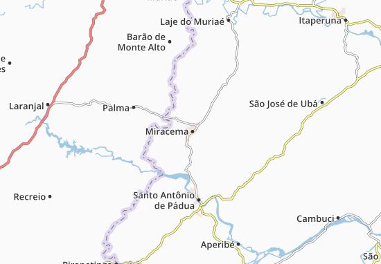 Mappe-Piantine Miracema