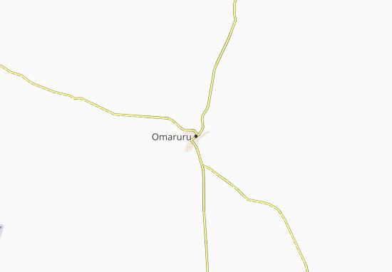 Carte-Plan Omaruru