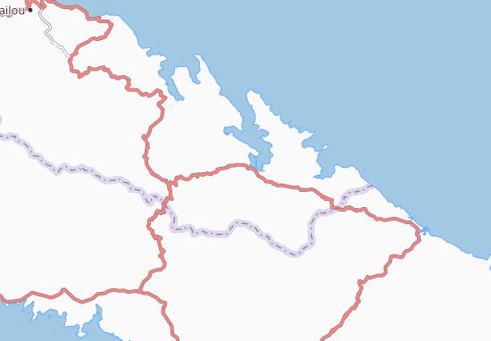 Carte-Plan Canala
