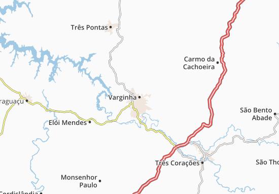 Mapas-Planos Varginha