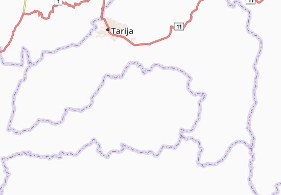 Uriondo Map
