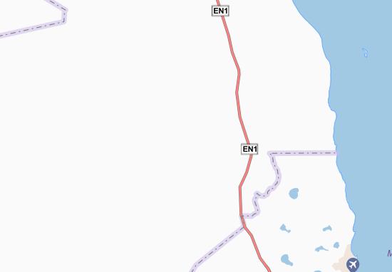 Carte-Plan Albertu-Manjala