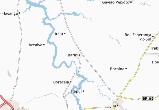 Mappe-Piantine Bariri