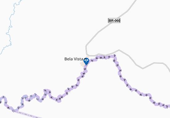 Bela Vista Map