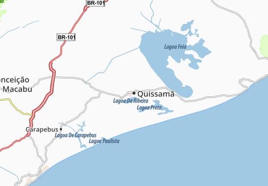 Quissamã Map