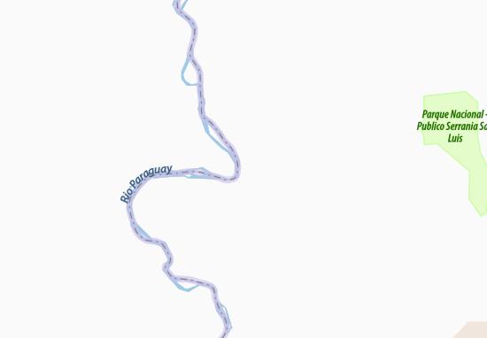 Puerto Max Map