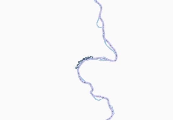 Puerto Itapucu-mi Map