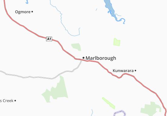 Mapas-Planos Marlborough