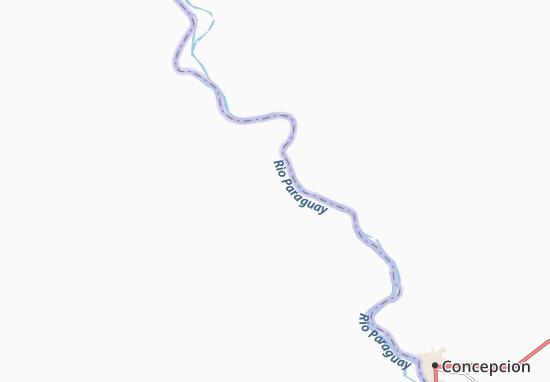 Puerto Colon Map