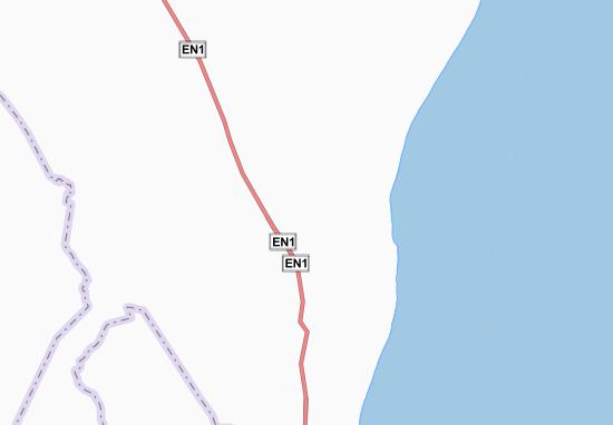 Carte-Plan Aldeia Rodrigii