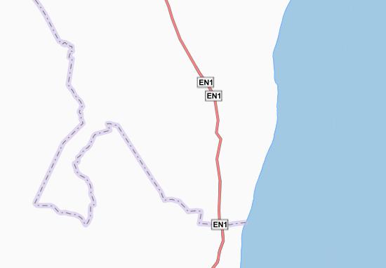 Carte-Plan Sao Jose Operario