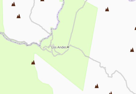 Mappe-Piantine Los Andes
