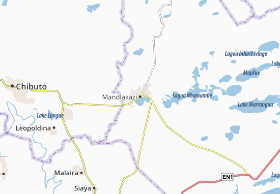 Carte-Plan Mandlakazi