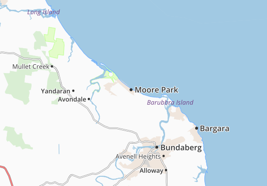 Moore Park Map