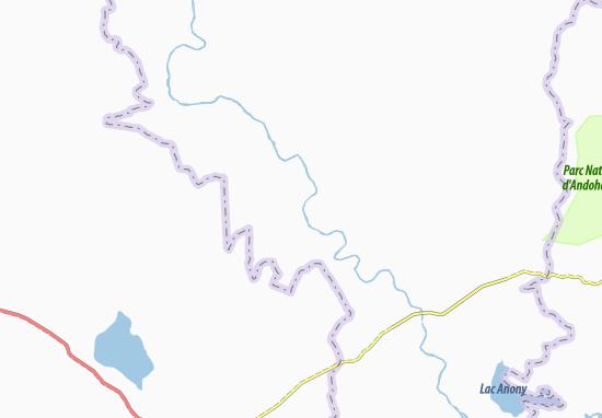 Carte-Plan Anarafaly