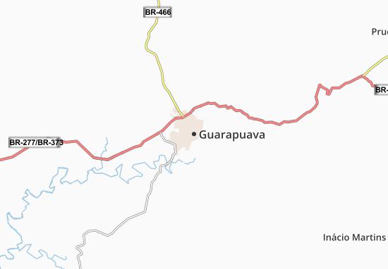Mapas-Planos Guarapuava