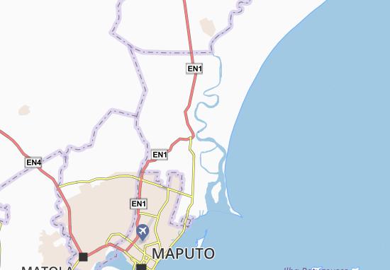 Mapa Plano Vila Luiza