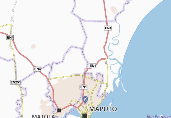 Mapa Plano Issabel