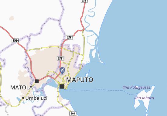 Mapa Plano Chiango