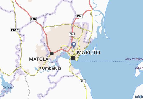 Mapa Plano Aeroporto B