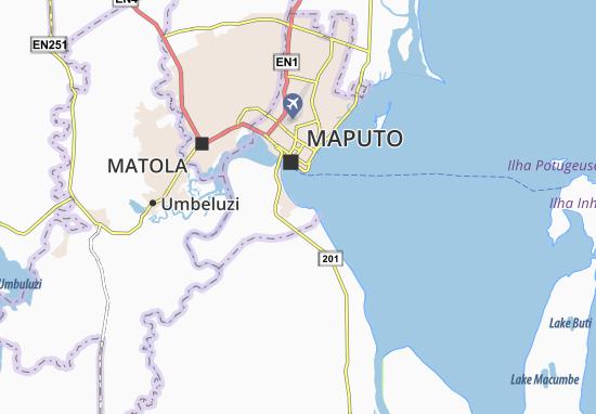 Mapa Plano Chali