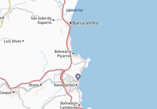 Penha Map