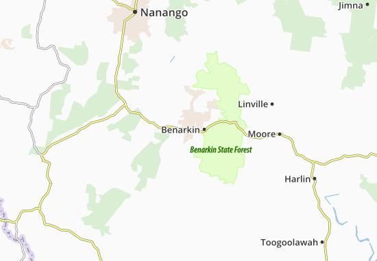Blackbutt Map
