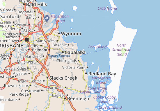 Mappe-Piantine Cleveland