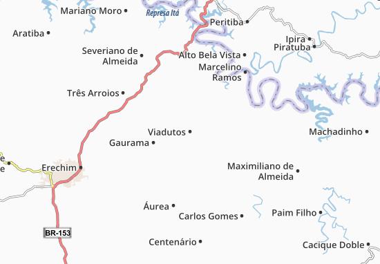 Mappe-Piantine Viadutos