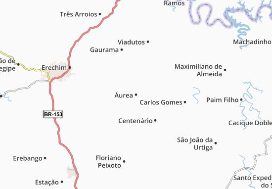 Mappe-Piantine Áurea