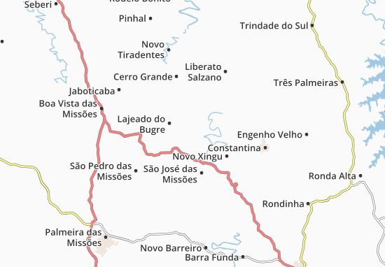 Mappe-Piantine Sagrada Família