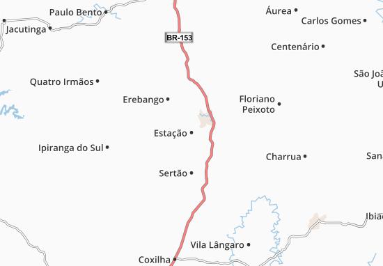 Mappe-Piantine Estação