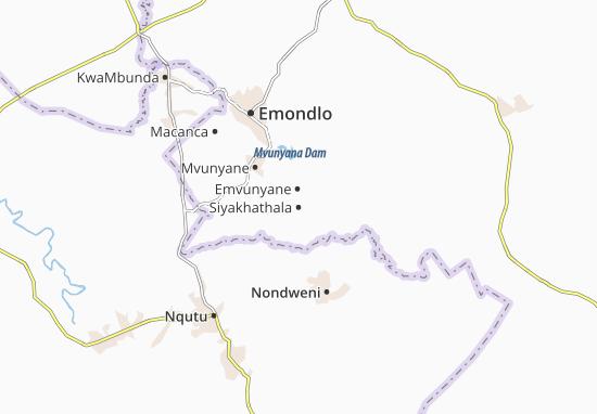 Mappe-Piantine Siyakhathala